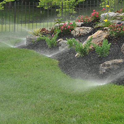 IRRIGATION & WATER FEATURES